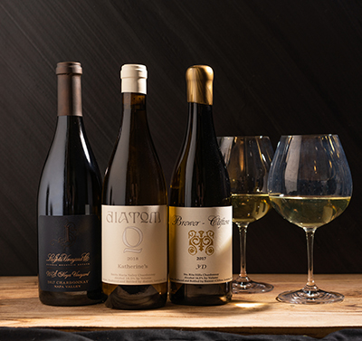 Summit to Sea White Wine Collection