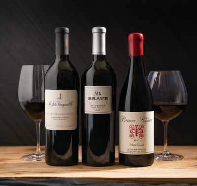 Summit to Sea Red Wine Collection