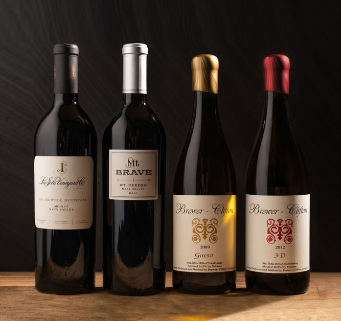 Summit to Sea Mixed Collection Wines