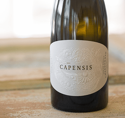 Capensis Non Vintage label shot